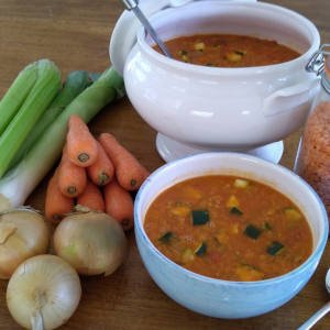 Broth -a traditional Scottish health food. An easy guide to making your own