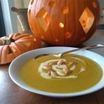 lightly spiced pumpkin soup - Edinburgh Nutritionist