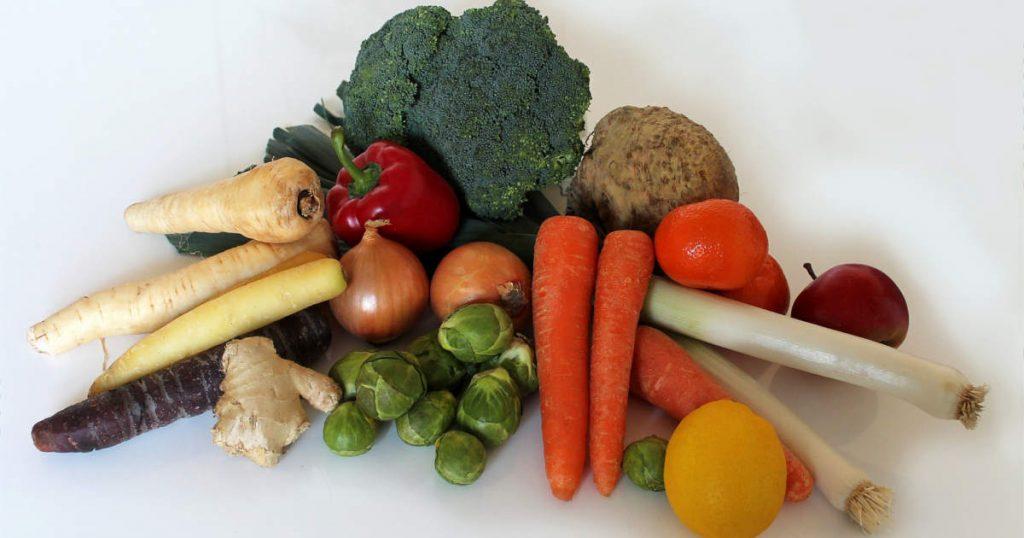 fruits and vegetables - what are antioxidants?