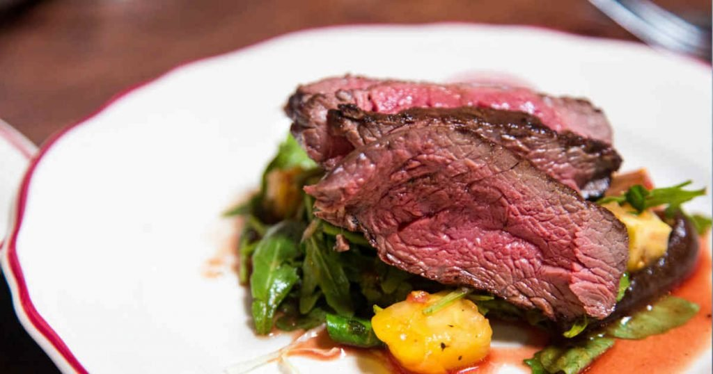 Red meat is a great source of haem iron