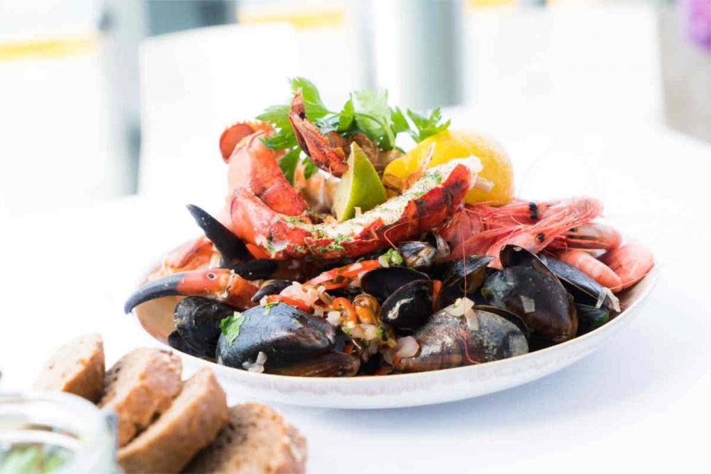 seafood is a good source of haem iron