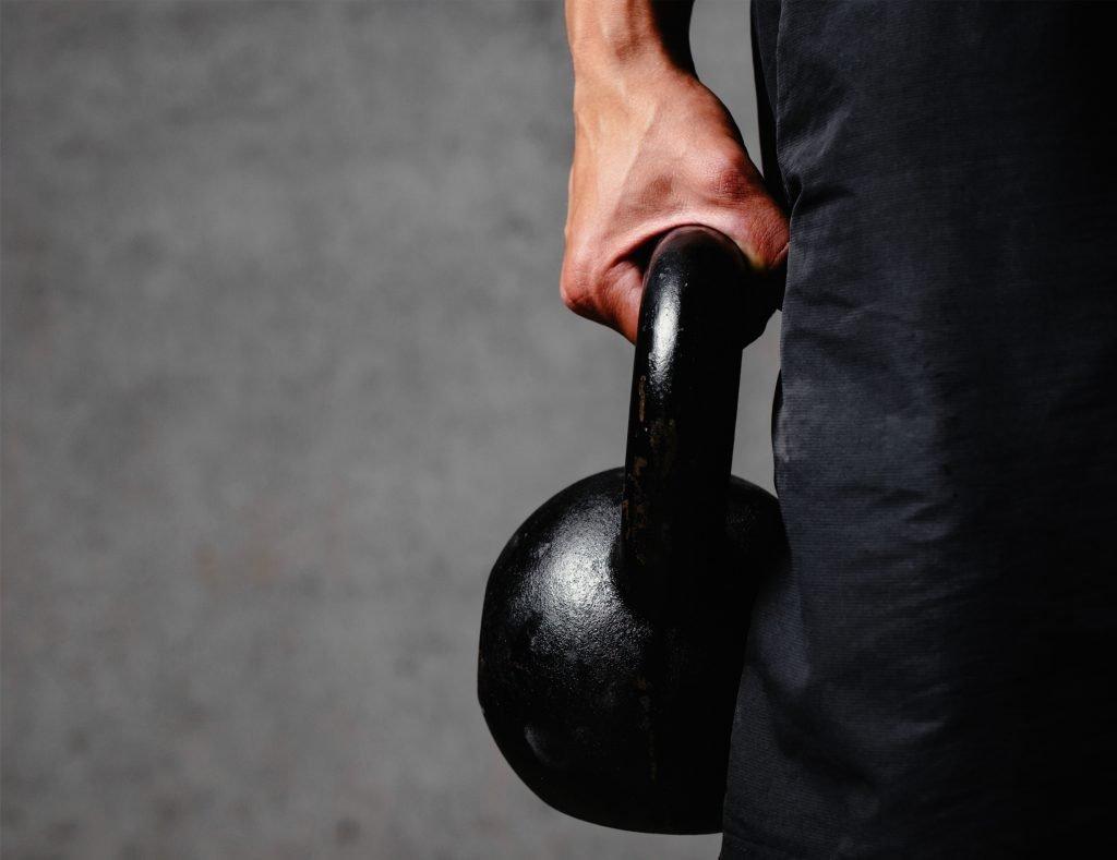 Edinburgh kettlebell classes and fitness classes