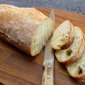 Easy rustic bread recipe maker