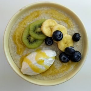 How to make porridge recipe