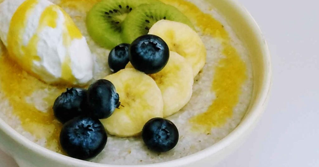 How to make porridge recipe