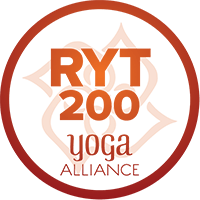 Ralph Brooks Yoga Alliance registered teacher RYT200