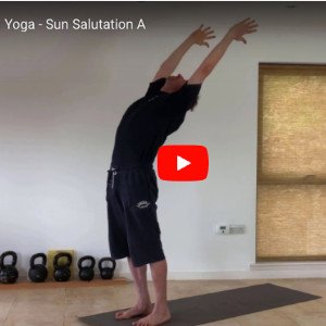LockDown Yoga - Sun Salutation A Edinburgh Yoga Teacher