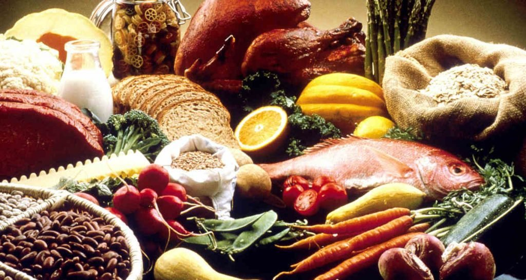 Healthy whole foodsThe best diet for your immune system
