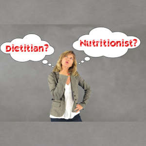 Nutritionist vs Dietitian - What's the difference? And which is right for me?