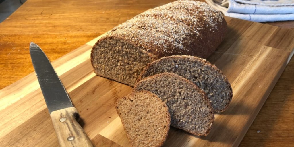 Oat and Wholemeal bread recipe