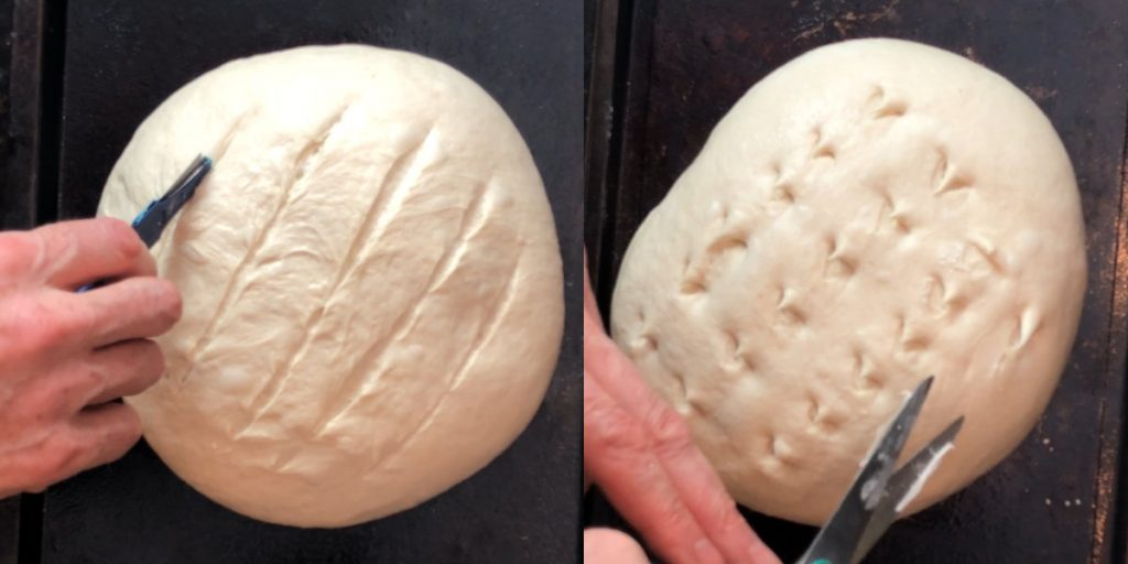 Scoring your bread at home