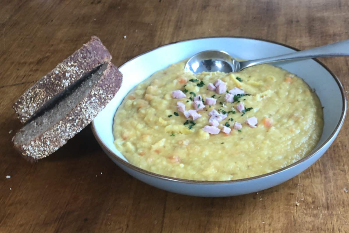 Traditional Scottish Lentil Soup Recipe