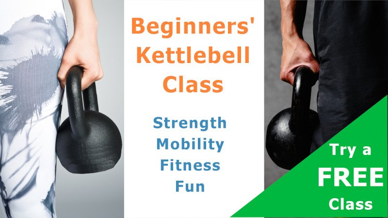 Edinburgh Beginners kettlebell class in Edinburgh